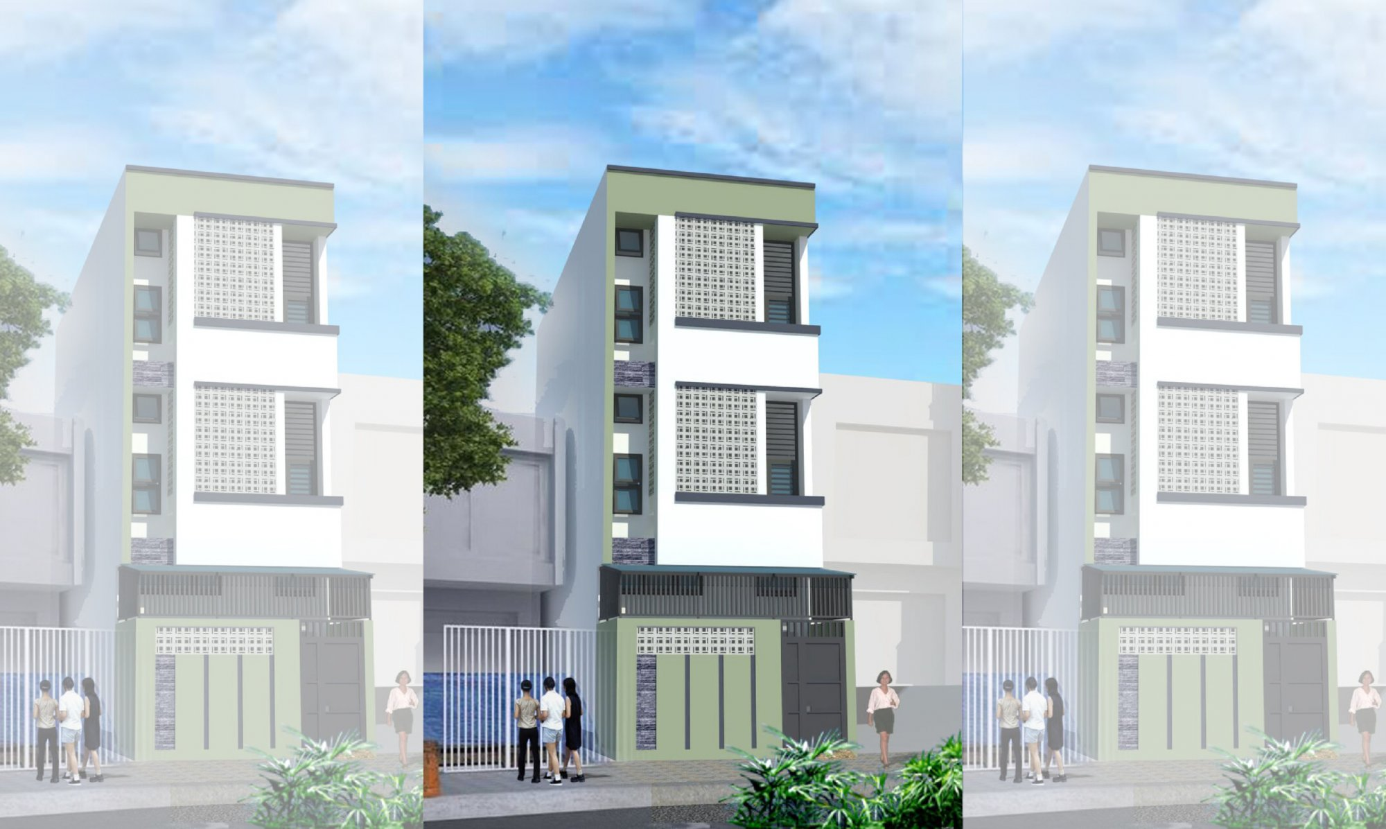 KIEN NAM MULTI-UNIT APARTMENT FOR EMPLOYEES