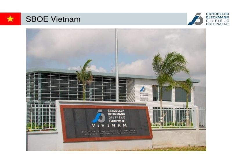 Schoeller-Bleckmann Oilfield Equipment (SBO) Vietnam