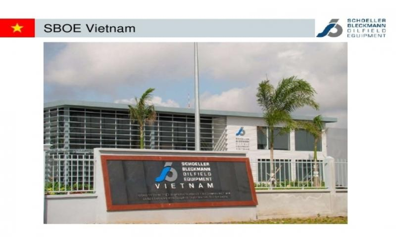 Schoeller-Bleckmann Oilfield Equipment (SBO) Vietnam